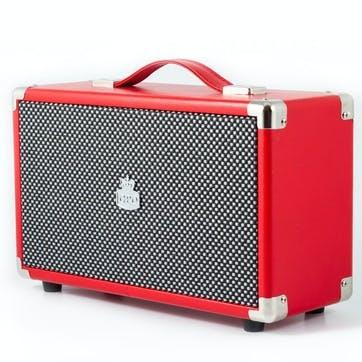 Westwood Speaker; Pillar-Box Red