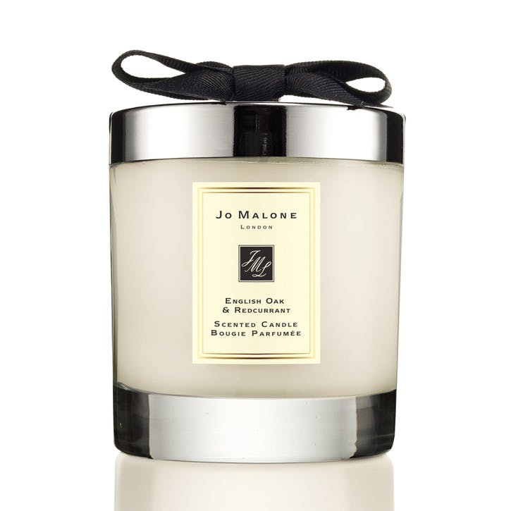 Home Candle, English Oak & Redcurrant