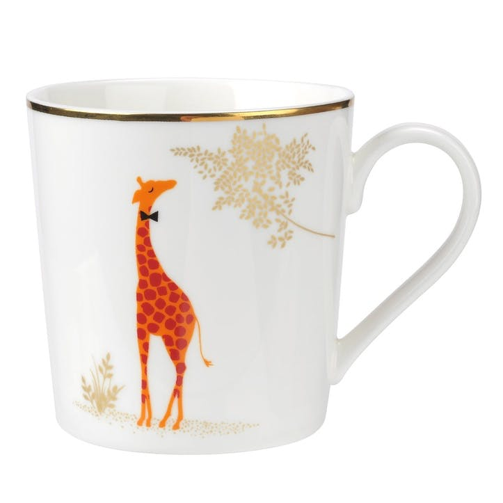 Genteel Giraffe Mug
