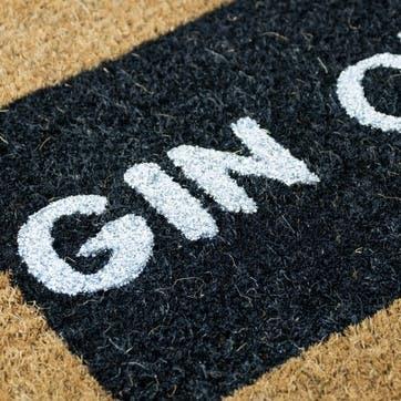 Glitter Gin Doormat