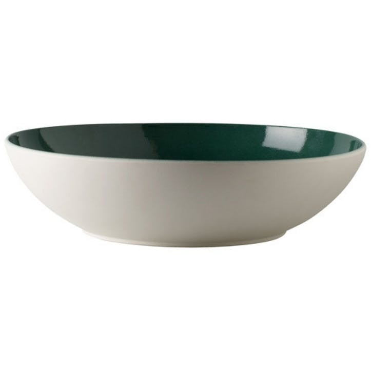 It's My Match Blossom Serving Bowl, Green