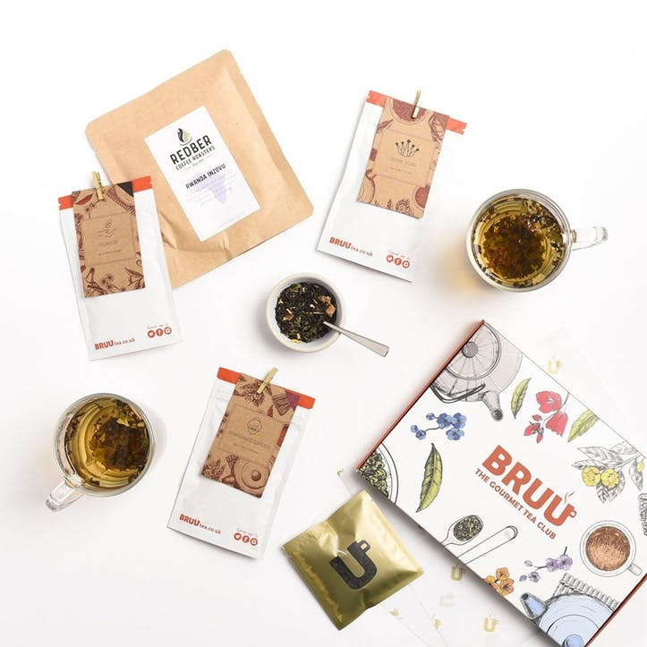 The Gourmet Tea Club, 6 Month Subscription