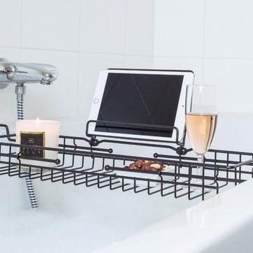 Bath Tub Caddy, Black