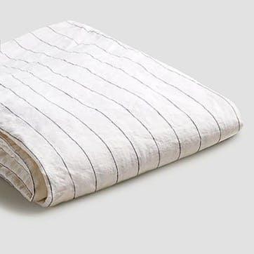 Complete Bedding Bundle Super King Set Luna Stripe