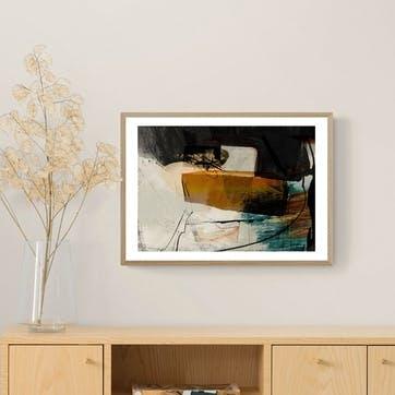 Dan Hobday, Shadow Framed Art Print