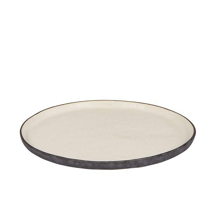 Esrum Dessert and Lunch Plate