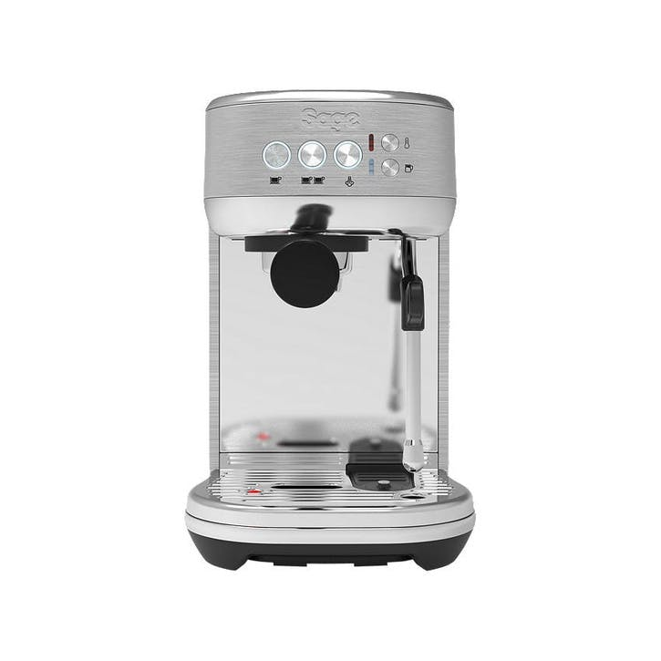 Bambino Plus Coffee Machine, Silver