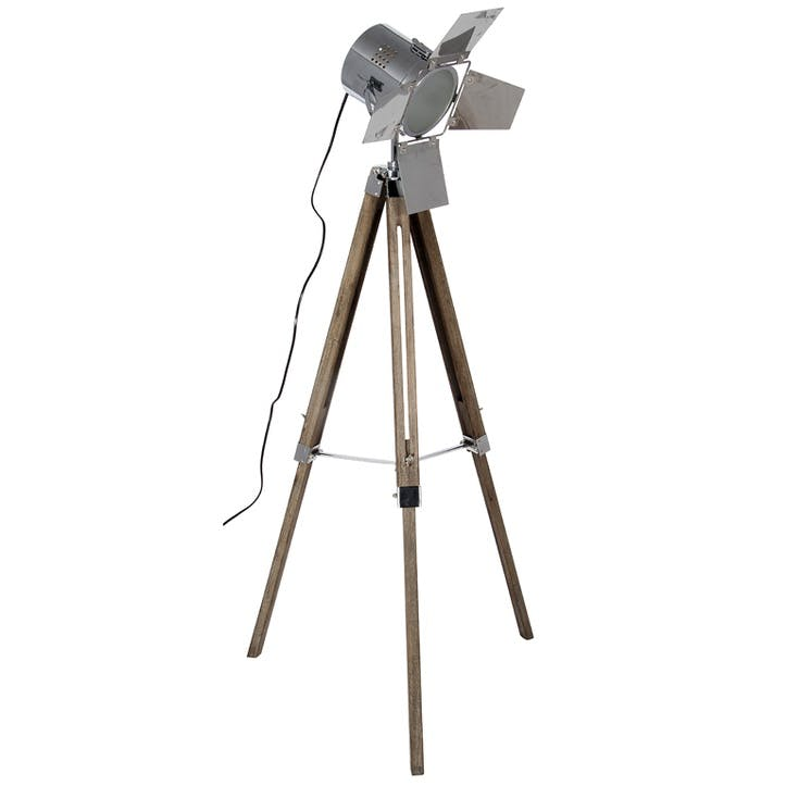 Hereford Tripod Film Floor Light