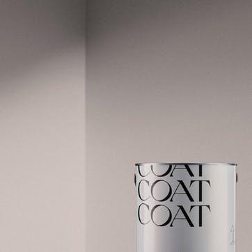 Flat Matt Wall & Ceiling Paint, Granny Chic Pale Pink 2.5L