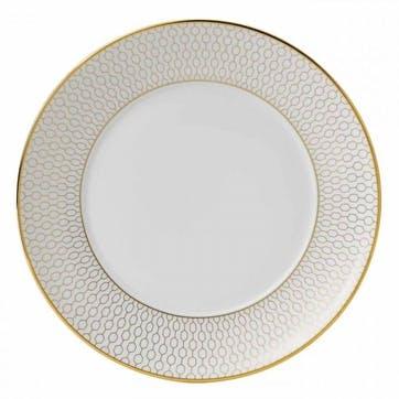 Arris White Side Plate, 17cm