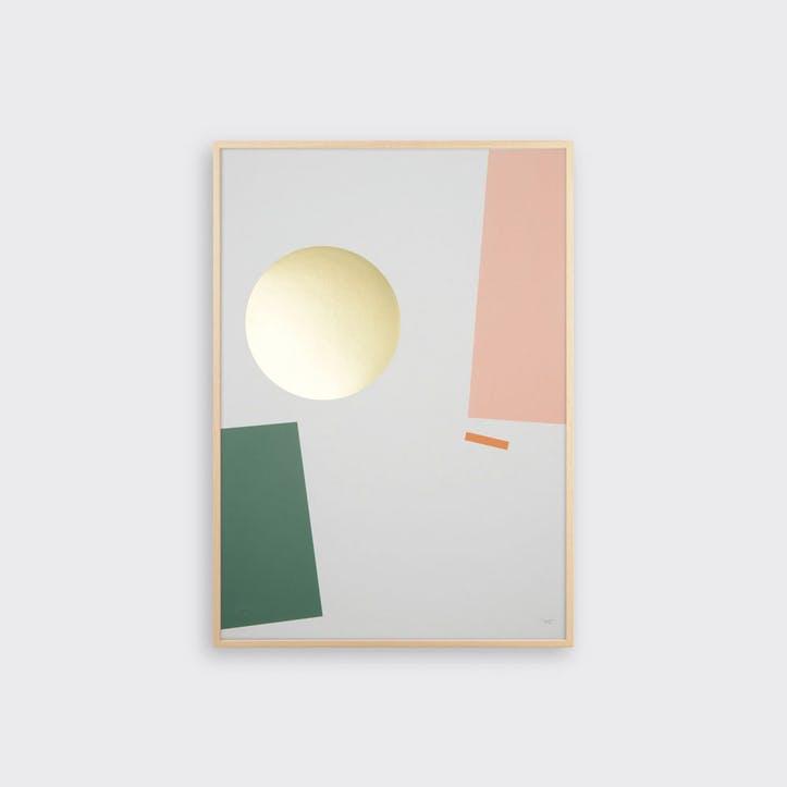 Balance, Set of 3 Prints, H59 x L42cm