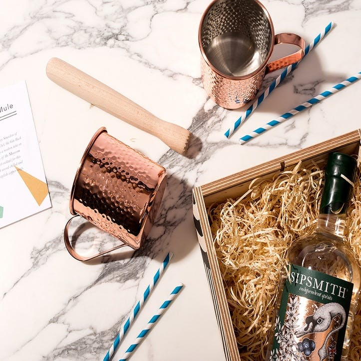 The Gin Mule Hamper