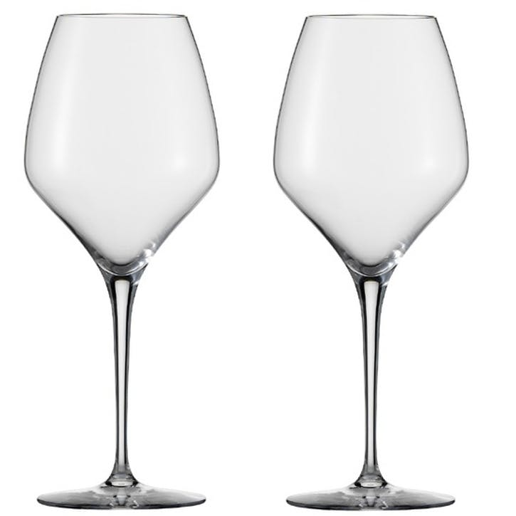 The First Chardonnay Wine Glass, Set of 2