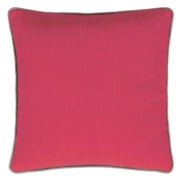 Corda Cushion, Fuschia