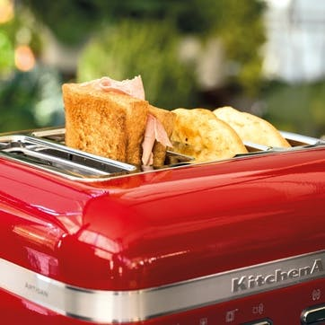 Artisan Toaster 4 Slot; Candy Apple