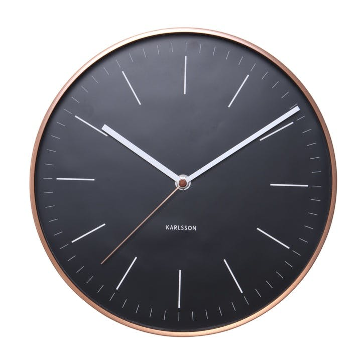 Minimal Wall Clock, Copper