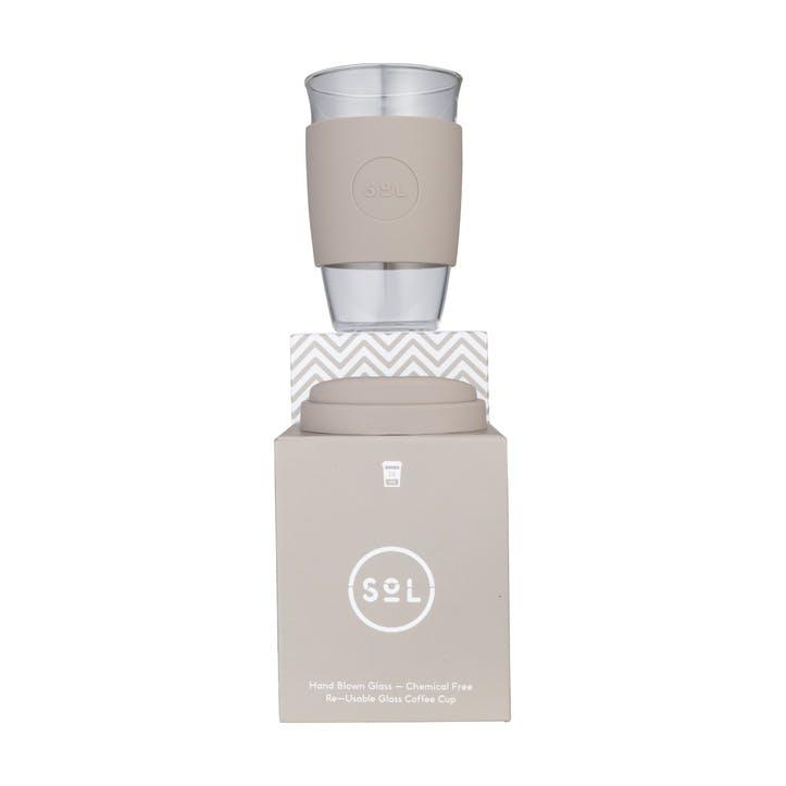 Coffee Cup, 16oz, Seaside Slate