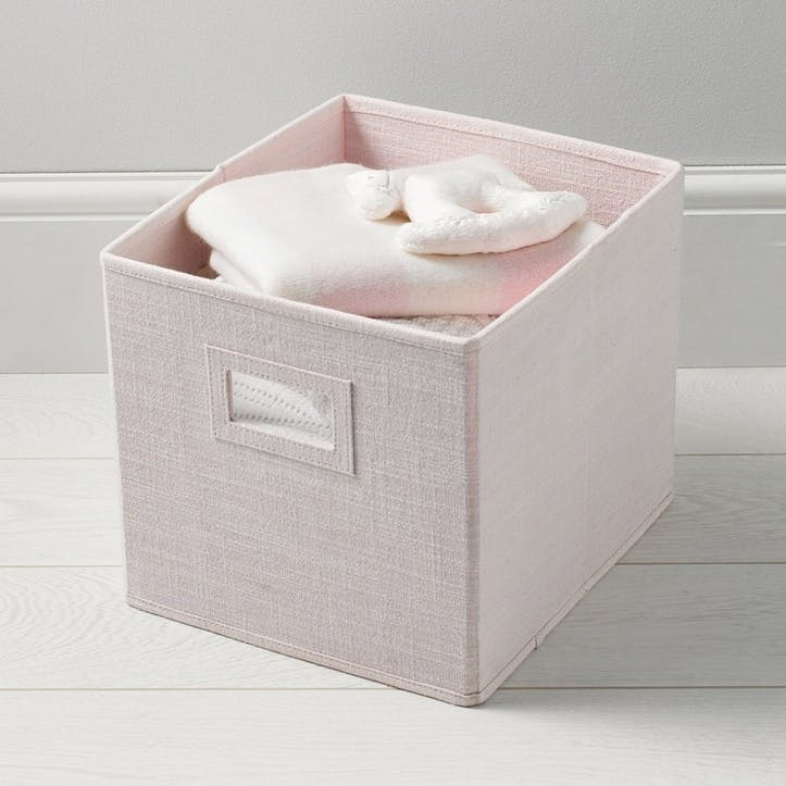 Storage Cube, Pink