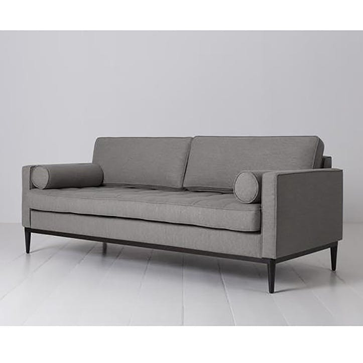 3 Seater Sofa, Model 02, Shadow