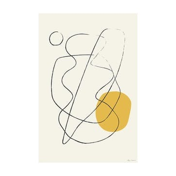 NG 03 -  By Garmi Art Print , D50cm x H70cm