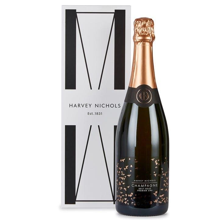 Champagne Brut Rosé 1er Cru NV
