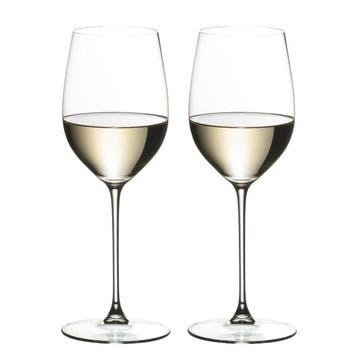 Veritas Viognier/Chardonnay, Set of 2