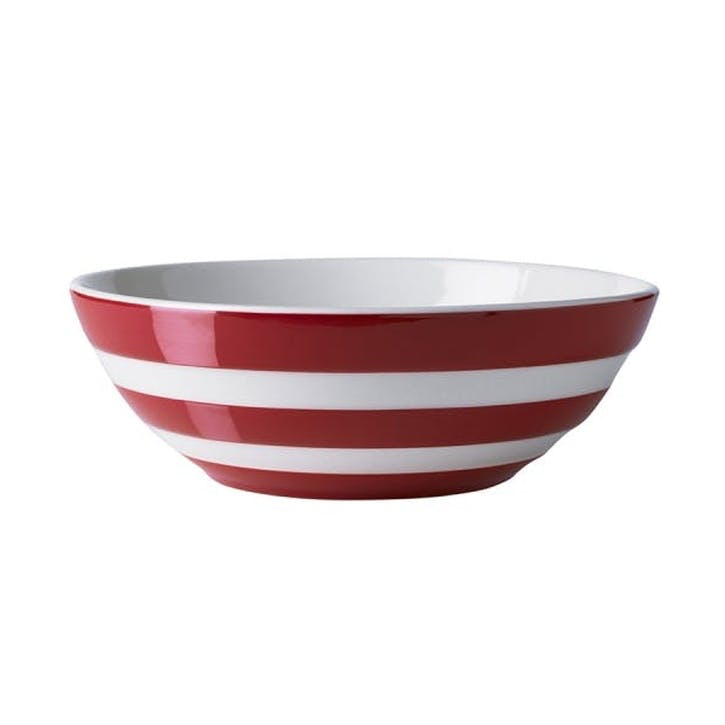 Cornish Red Cereal Bowls, Set of 4