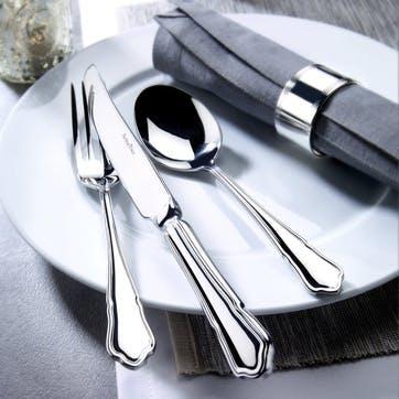 Everyday Classics Dubarry Cutlery Canteen Set, 124 Piece