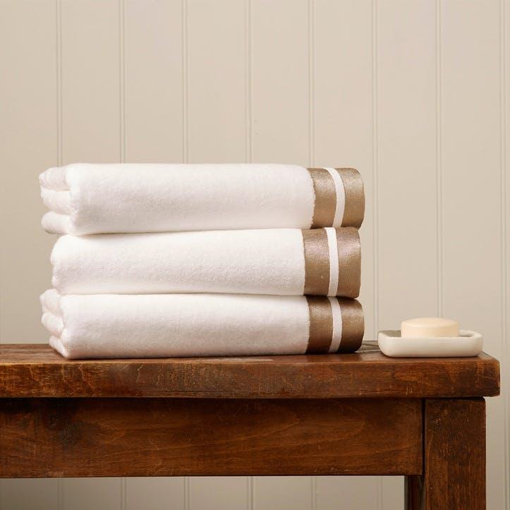 Mode Bath Sheet, Gold