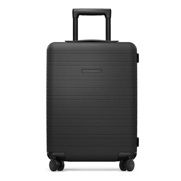 H5 - Smart Luggage, Cabin Suitcase, H40 X W20 X D55cm, Graphite