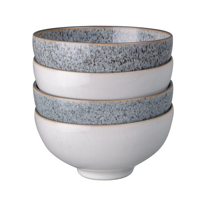 Studio Grey Rice Bowl, Set of 4