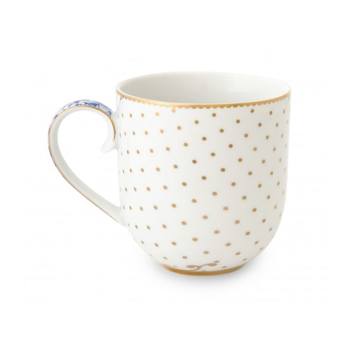 PiP Royal White Mug, Small
