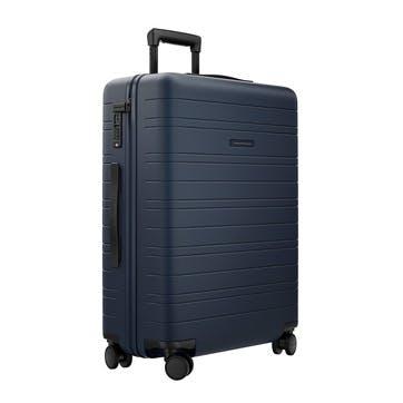 H6, Medium Check-In Trolley Suitcase, W46 X H64 X D24cm, Night Blue