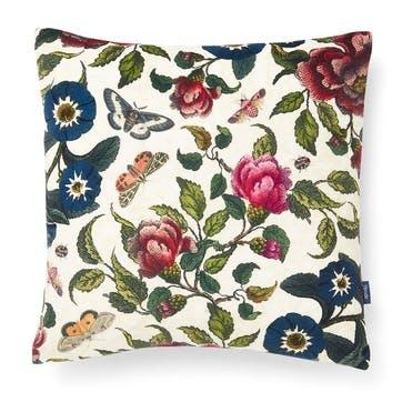 Cushion Cream, Floral