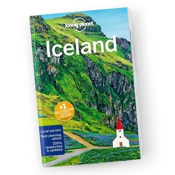 Lonely Planet Iceland, Paperback