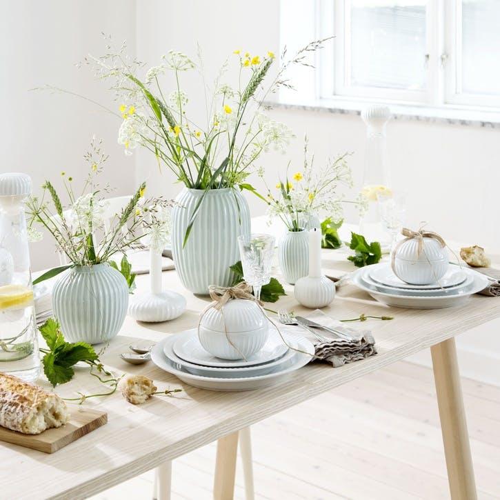 Hammershøi Serving Plate, 28cm, White