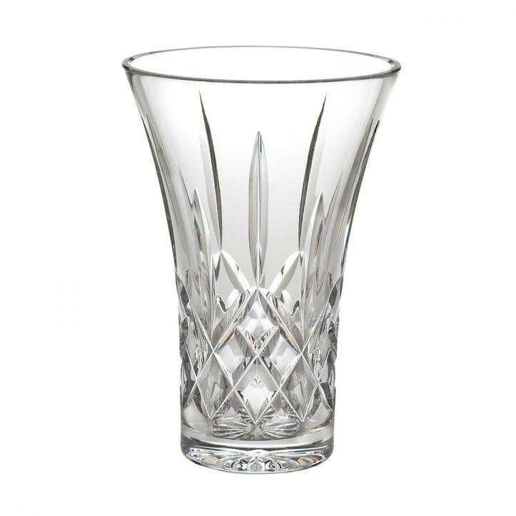 Lismore Fluted Crystal Vase