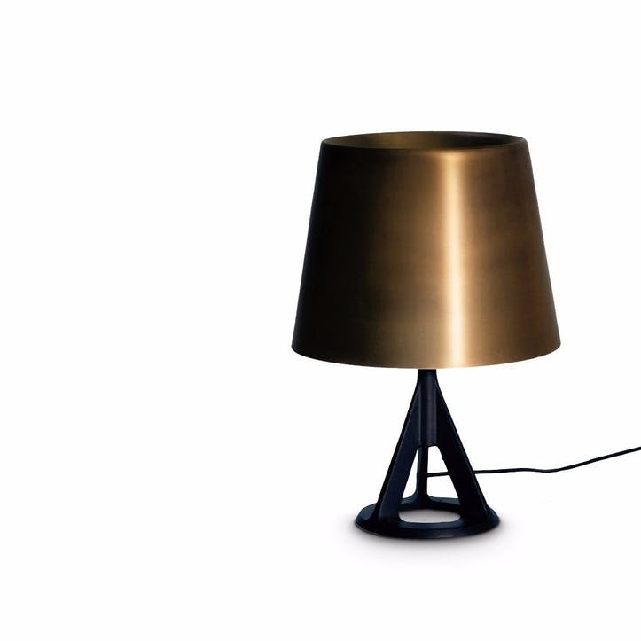 Base Table Light, Brass