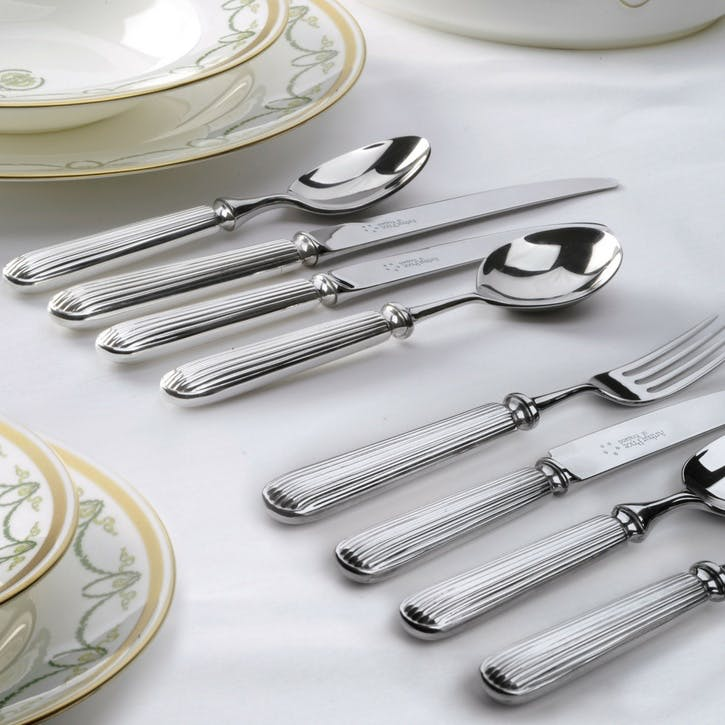 Titanic Silver Plated Single Place Setting, 7 Piece