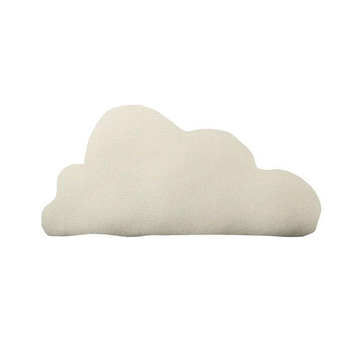Cloud Cushion, Small, White