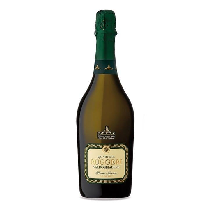 Ruggeri Prosecco Brut Quartese DOCG Veneto, Italy, Sparkling