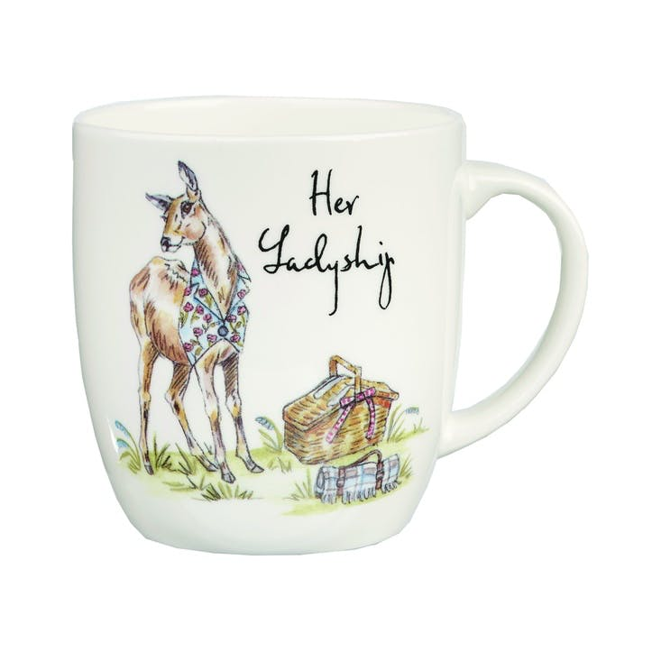 Country Pursuits Her Ladyship Mug