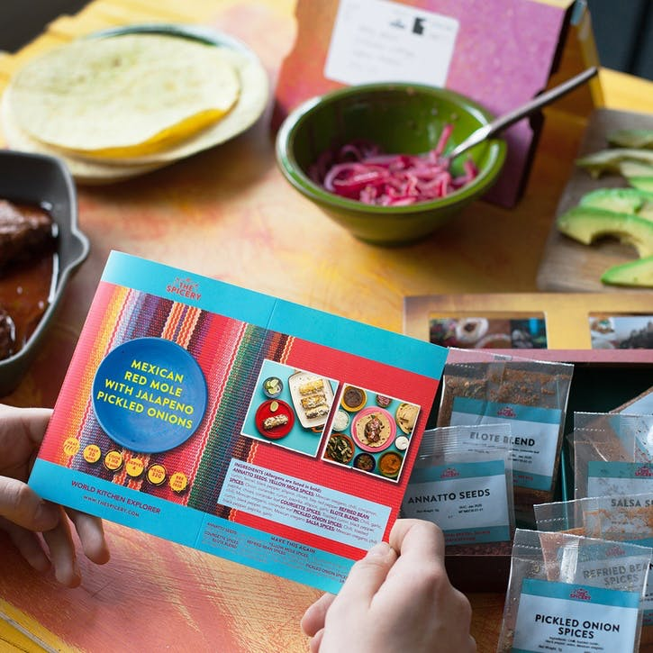 World Kitchen Explorer Subscription 3 months