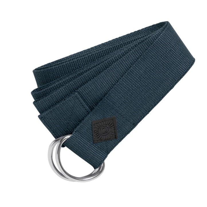 Yoga Belt, Ink Blue