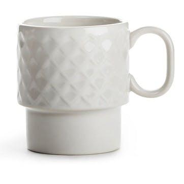 Coffee & More, Mug, 250ml, White