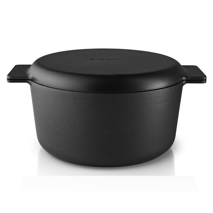 Nordic Kitchen Pot - 6l, Black