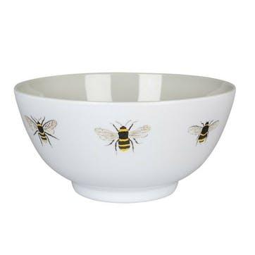'Bees' Melamine Bowl