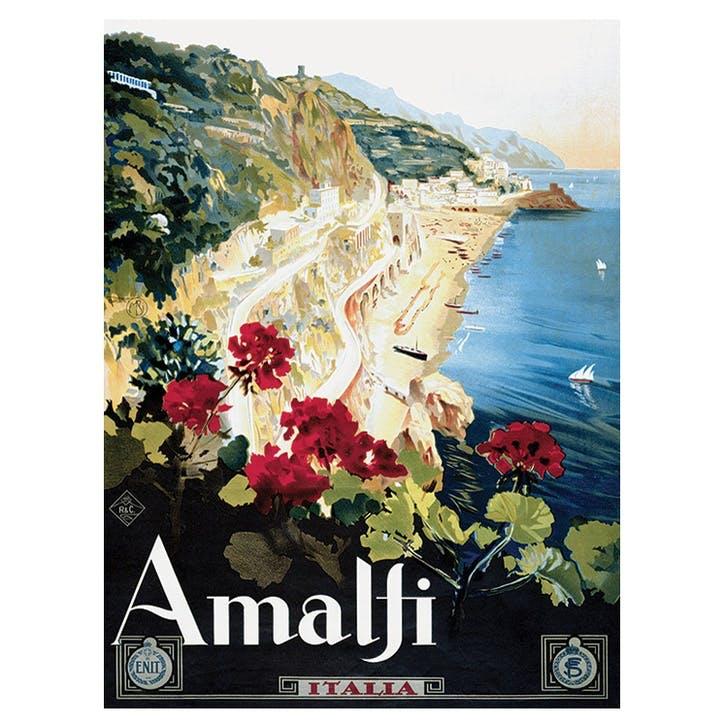 Piddix Amalfi Canvas, 60 x 80cm