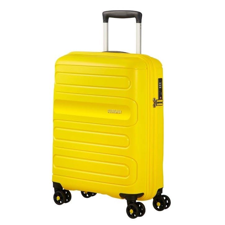 Sunside Spinner Suitcase, 55cm, Sunshine Yellow