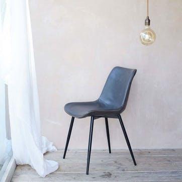 Novak Chair Grey